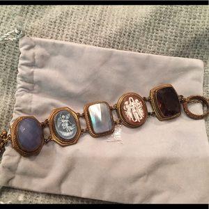 Stephen  Dweck bracelet in bronze